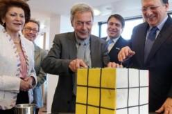 Cubo di Rubik, una torta a 6 facce per il 40esimo anniversario