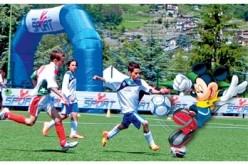 Samsung e Disney premiano il talento al Trofeo Topolino Calcio