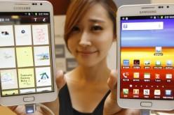 Samsung Galaxy Note S3, display sempre più grande