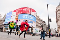 Samsung incorona a Londra il primo campione europeo di Angry Birds su SMART TV