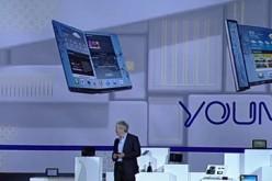 Samsung presenta al Ces 2013 i display flessibili YOUM