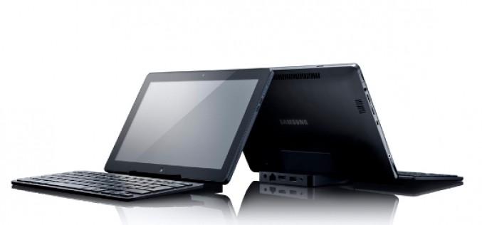 Samsung Serie 7 SLATE PC: la rivoluzione del mobile computing