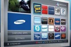 Samsung Smart TV: due milioni di applicazioni scaricate