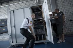 Sauber F1 Team punta al podio con lo storage NetApp