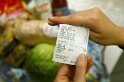 Allarme scontrini fiscali, contengono sostanze tossiche