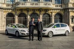 SEAT e il Porto di Barcellona collaborano nella ricerca sui prototipi elettrici
