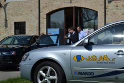 Self-driving car: BRAiVE e DEEVA del VisLab di Parma