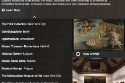Sempre più Italia dentro Google Art Project
