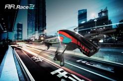 Sfida la community dei piloti di Parrot AR.Drone con due nuovi giochi in realtà aumentata
