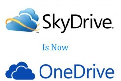 Skydrive diventa Onedrive