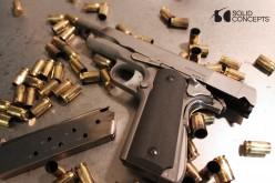 Solid Concepts crea un'arma stampata in 3D in metallo. Ecco il video