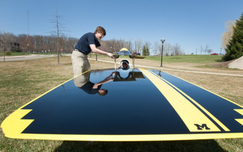 SolidWorks e Università del Michigan conquistano il terzo posto al World Solar Challenge