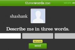 Solo tre parole