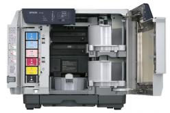 Soluzione Epson all'avanguardia per la produzione di dischi Blu-ray