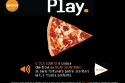 "Spizzico lancia ""Play"""