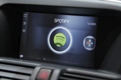 Spotify da oggi viaggia con Volvo