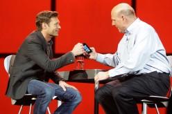 Steve Ballmer al CES 2012
