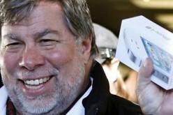 """Steve Wozniak critica l'iPhone: """"E' quasi obsoleto"""""""
