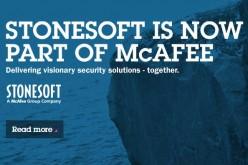 "Stonesoft diventa ""a McAfee Group Company"""