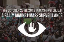 Stop Watching Us: un VIDEO e un corteo a Washington contro PRISM e il Datagate