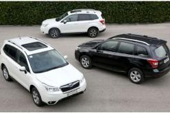 Subaru presenta la nuova Forester: sempre più SUV ma in stile Subaru