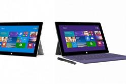 Surface 2 e Surface Pro 2: caratteristiche tecniche e accessori