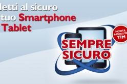 """Telecom Italia: al via il nuovo servizio """"Sempre Sicuro"""" di TIM"""