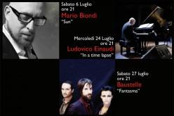 Telecom Italia e Fondazione Musica per Roma portano in Rete l'estate musicale dell'Auditorium