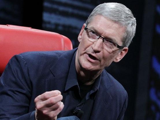 Tim Cook CEO di Apple