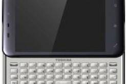 Toshiba presenta i due nuovi smartphone, K01 e TG02