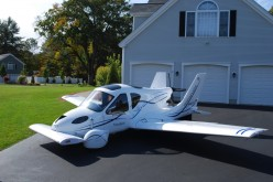 Transition: l'auto volante diventa realtà