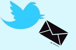 Twitter: in arrivo la funzione per cinguettare via mail