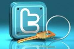 Twitter: una terza chiave di accesso dopo password e nome utente