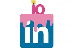 Un decennio di LinkedIn