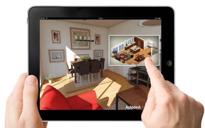 Una nuova app per progettare la casa dei tuoi sogni data for App per progettare