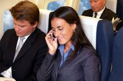 USA: la FCC apre alle telefonate durante il volo