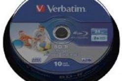 Verbatim presenta il primo Blu-ray con tecnologia AZO