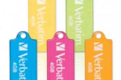 Verbatim presenta la nuova serie di Micro USB
