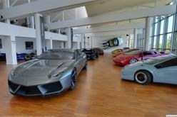 Visita il Museo Lamborghini su Google Street View