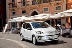 Volkswagen presenta la eco up! all'H2Roma 2012