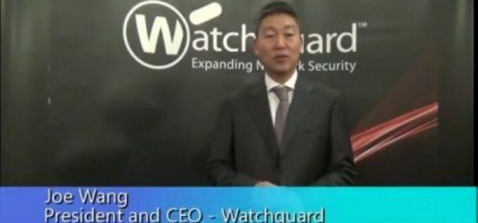 Watchguard, sicurezza prima di tutto