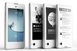 YotaPhone, lo smartphone con due display, è pronto al debutto