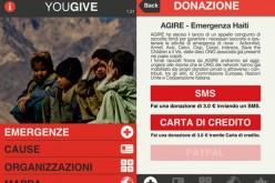 You Give: arriva l'app per finanziare campagne no profit via smartphone