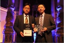 Huawei premiata all'LTE World Summit 2014