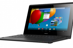 Archos presenta ArcBook, il netbook Android con touchscreen