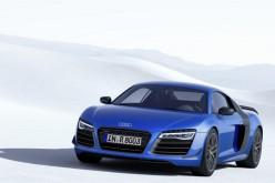 Audi R8 LMX: il primo modello di serie al mondo con abbaglianti laser
