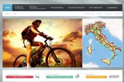 Bicitalia: la mappa online delle piste ciclabili italiane