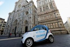 Car2Go alla conquista di Firenze