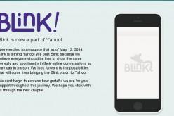 Con Blink anche Yahoo! ha la sua app per le chat
