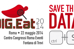 DIG.Eat 2014 – Save the Data: aperte le iscrizioni all'evento ANORC